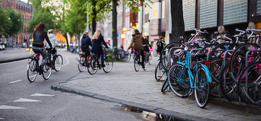 Elcyklar - ett grönt transportmedel