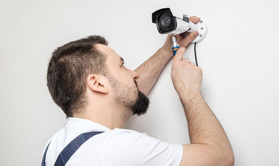 Fem frågor kring att använda övervakningskamera
